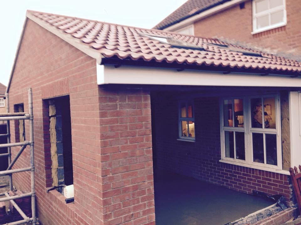 Extensions Nottinghamshire - C P Rose Building Services Ltd