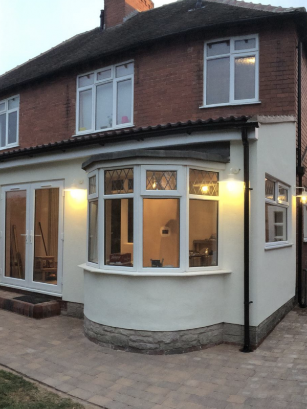 Extensions Mansfield, Worksop and Nottinghamshire - C P Rose Building Services Ltd